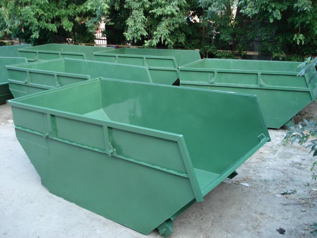 vyvoz konteynerom